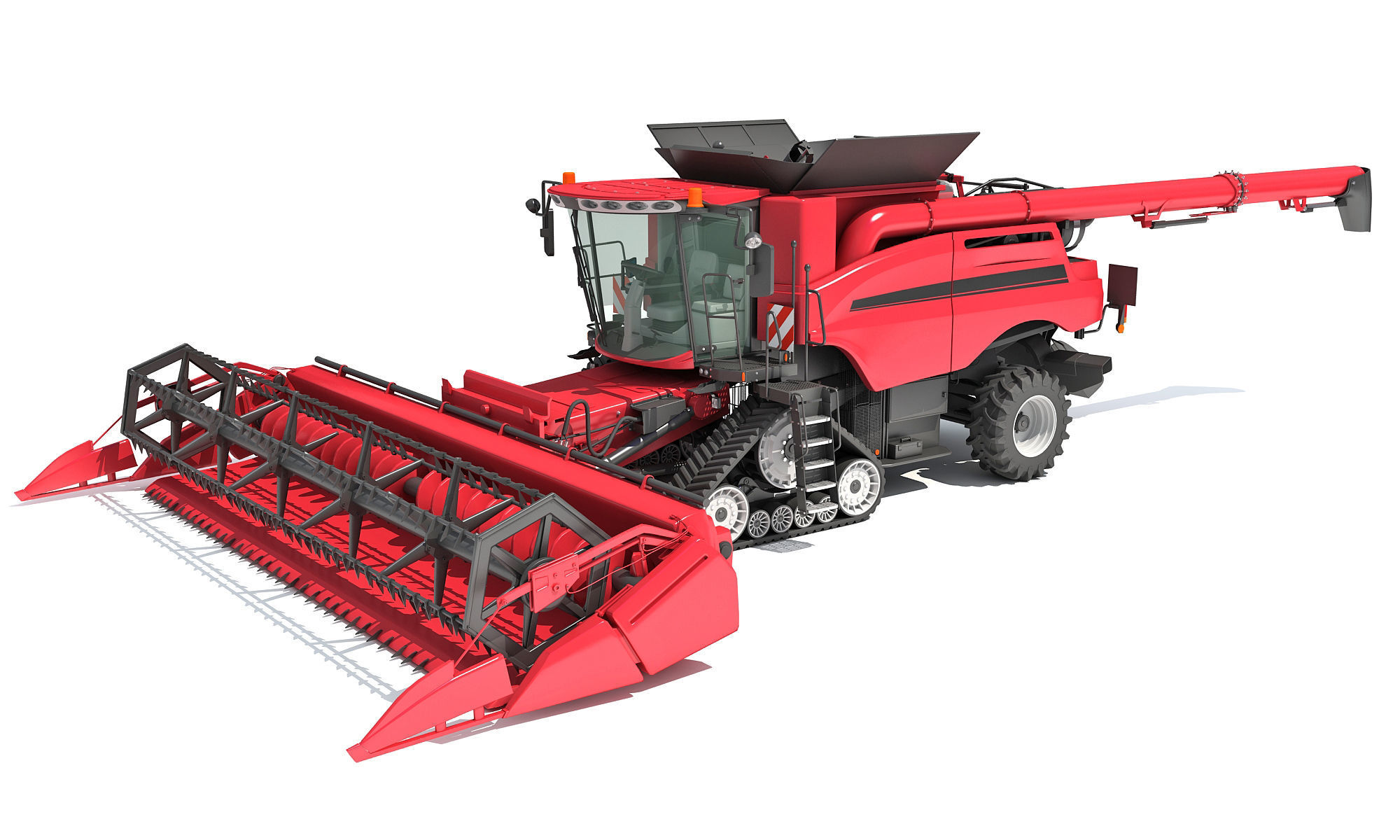 Combine Harvester 2020