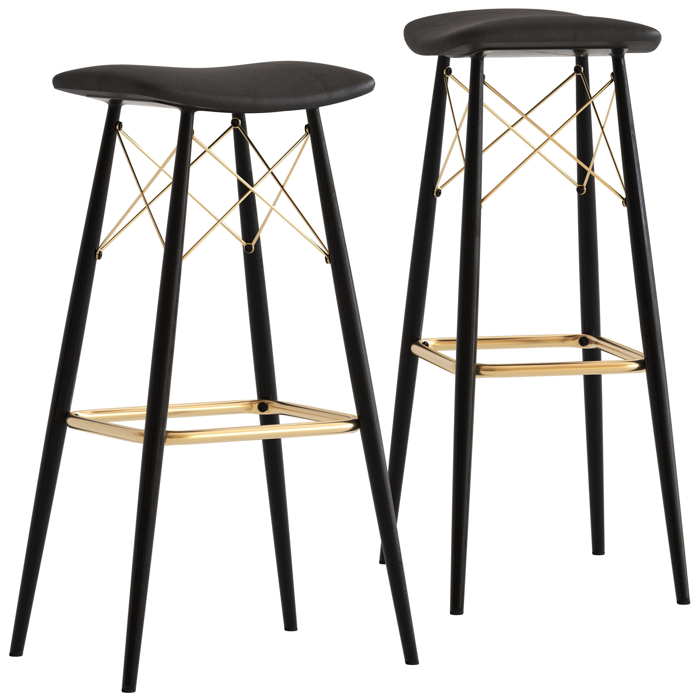 Fantastic Cult Furniture Camila Bar Stool 3D Model Machost Co Dining Chair Design Ideas Machostcouk