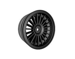 3d print model rc car drift wheel e30 m3 width 24mm offset 0mm