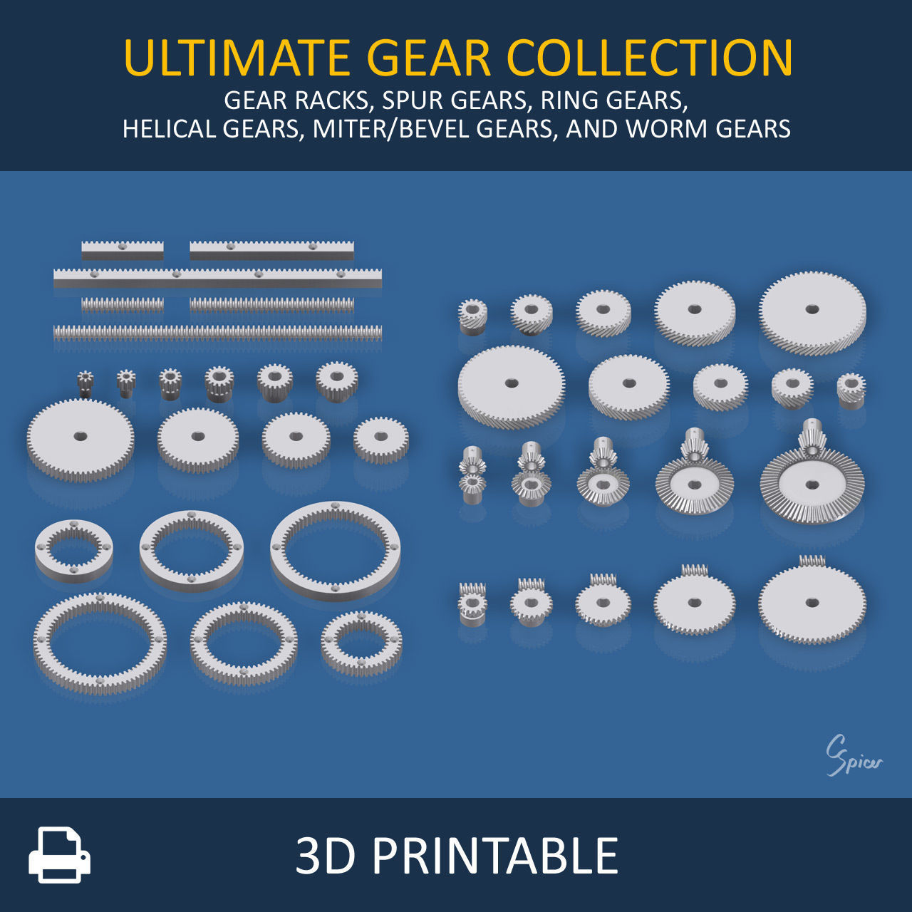 Ultimate Gear Collection