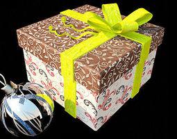 Luxury gift 3D