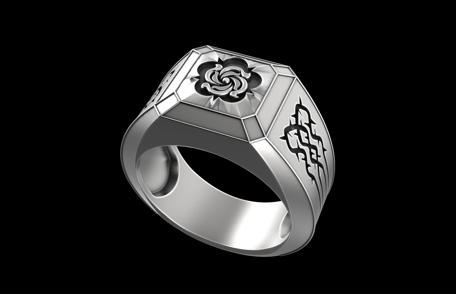 Devil May Cry  Nero Rose ring