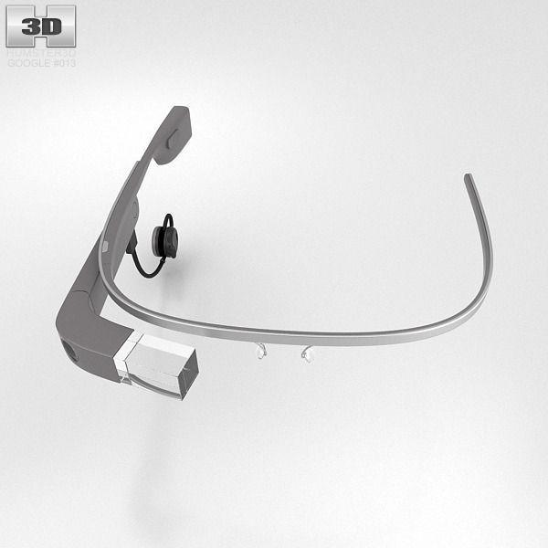 Google Glass Charcoal