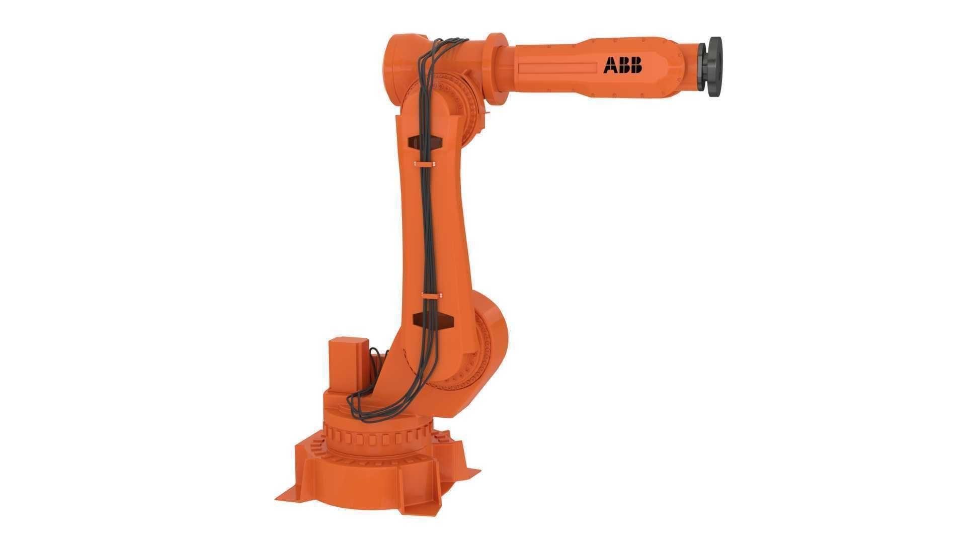 ABB IRB 6620 Industrial Robot