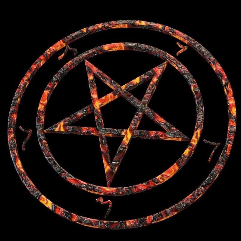 Devil Pentagrams