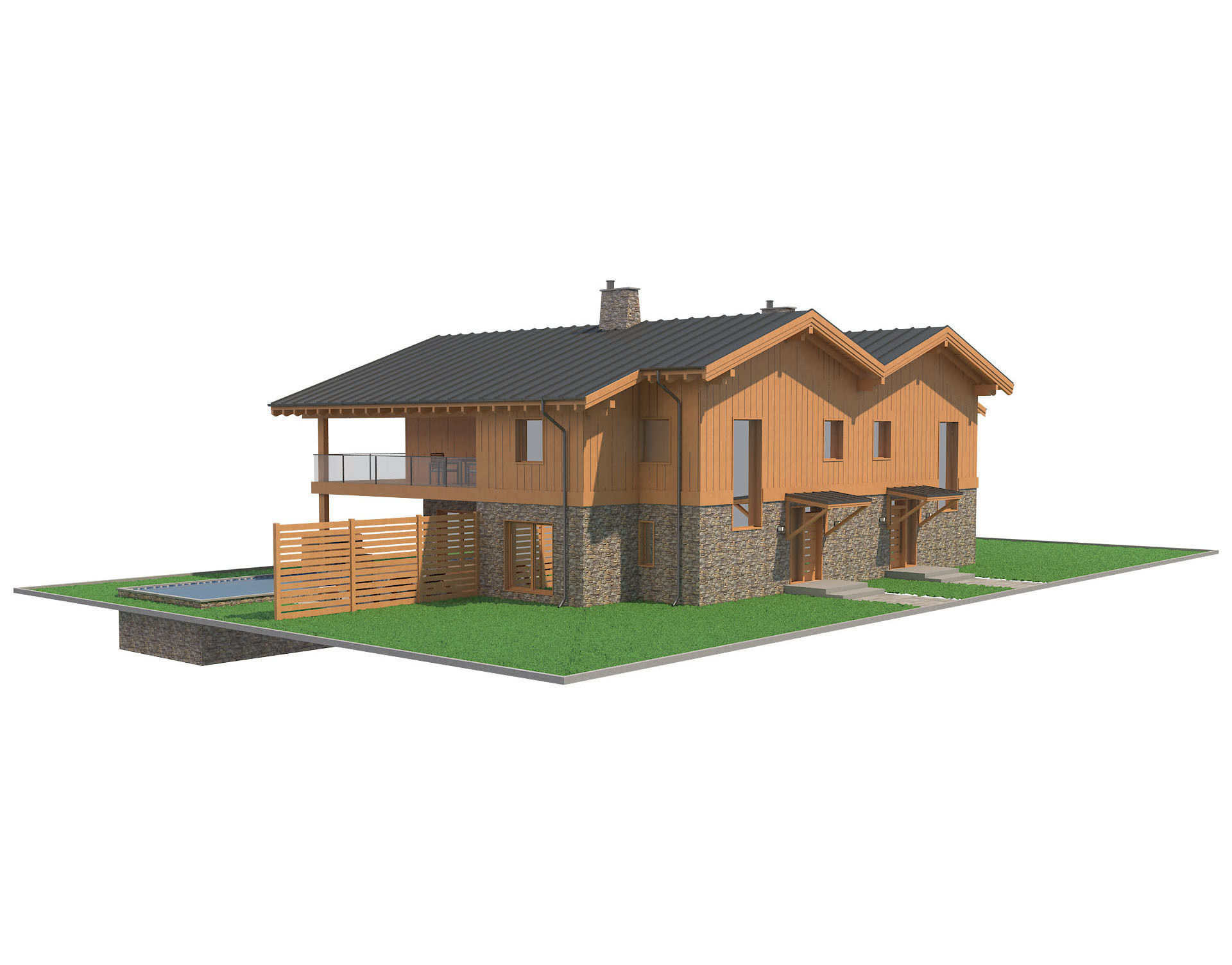 Chalet House 5