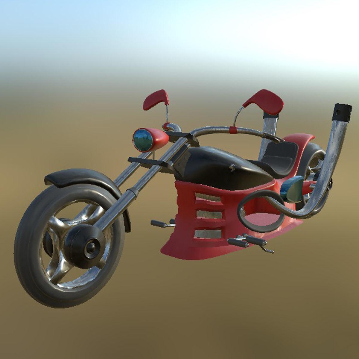 Chopper 02 PBR
