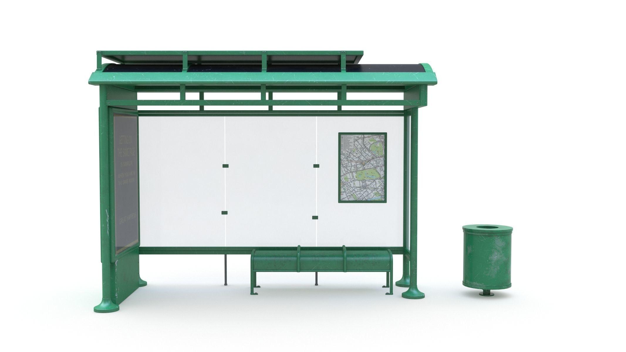 Bus Stop 04