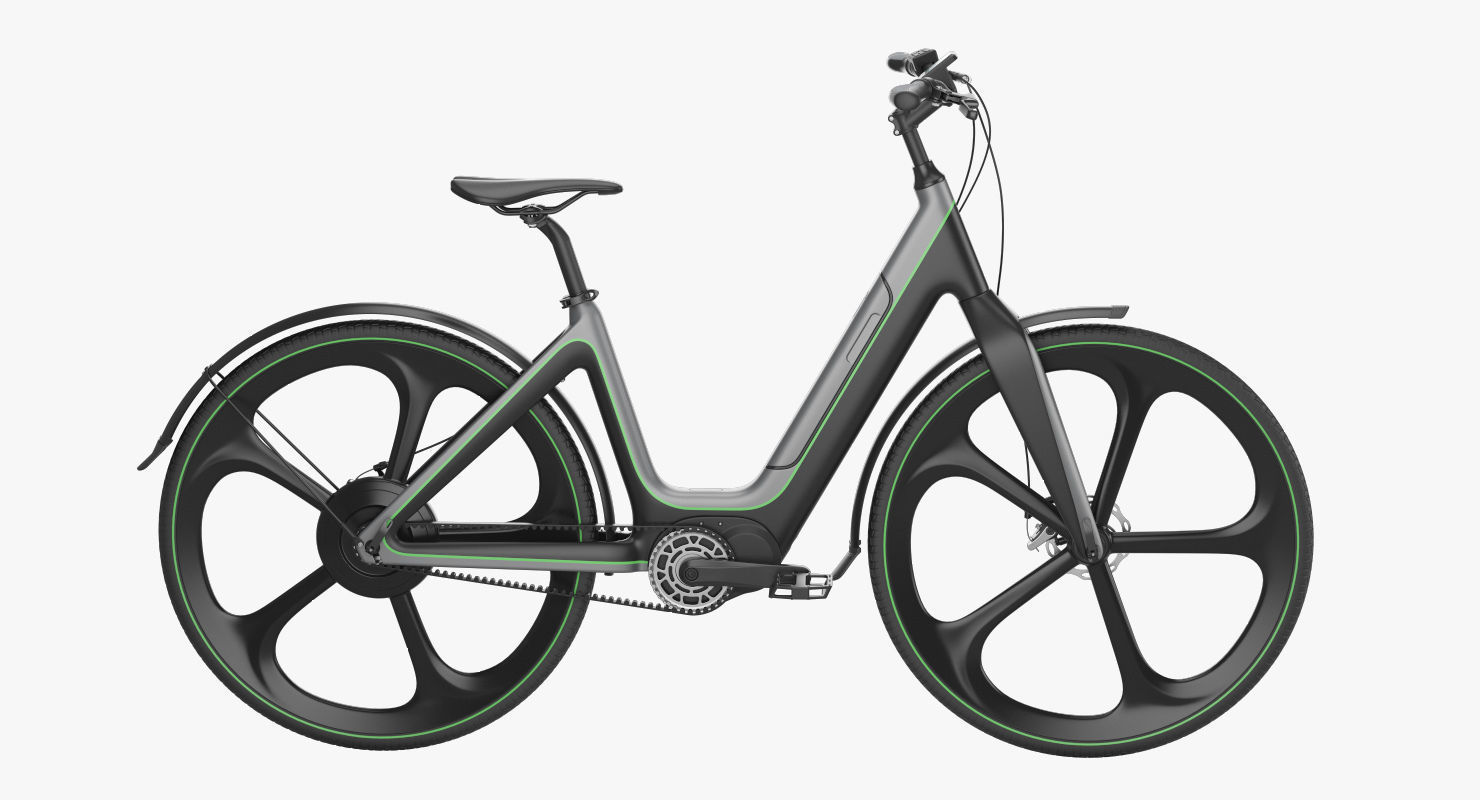 Electric bike 6