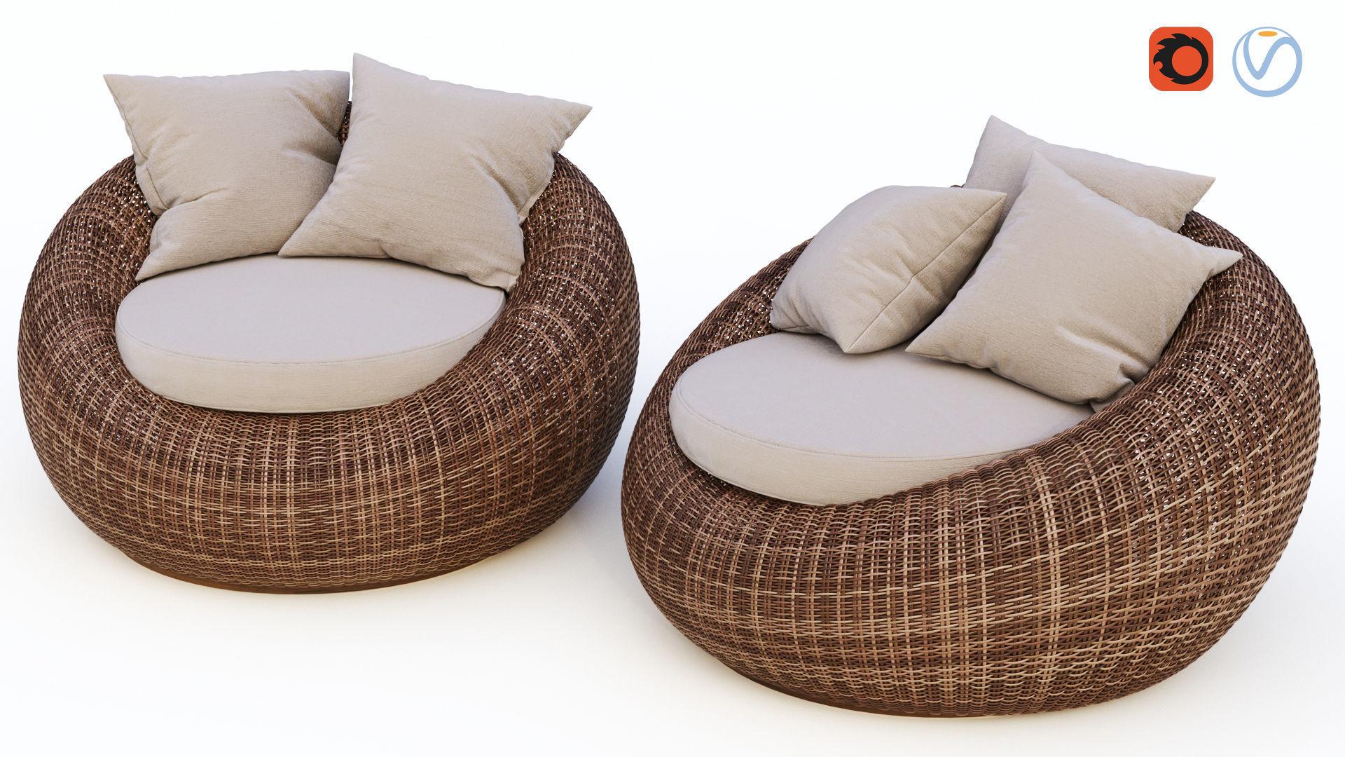 Rattan chairs Kiwi