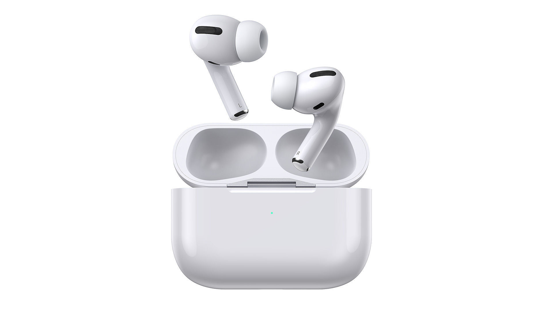 Earbuds Apple Airpods Pro 3d Model Cgtrader