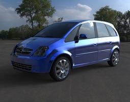 Chevrolet Meriva 2003 3D