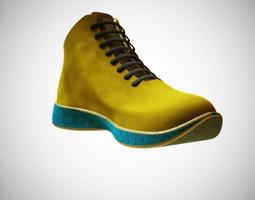 shoes 3d printable model
