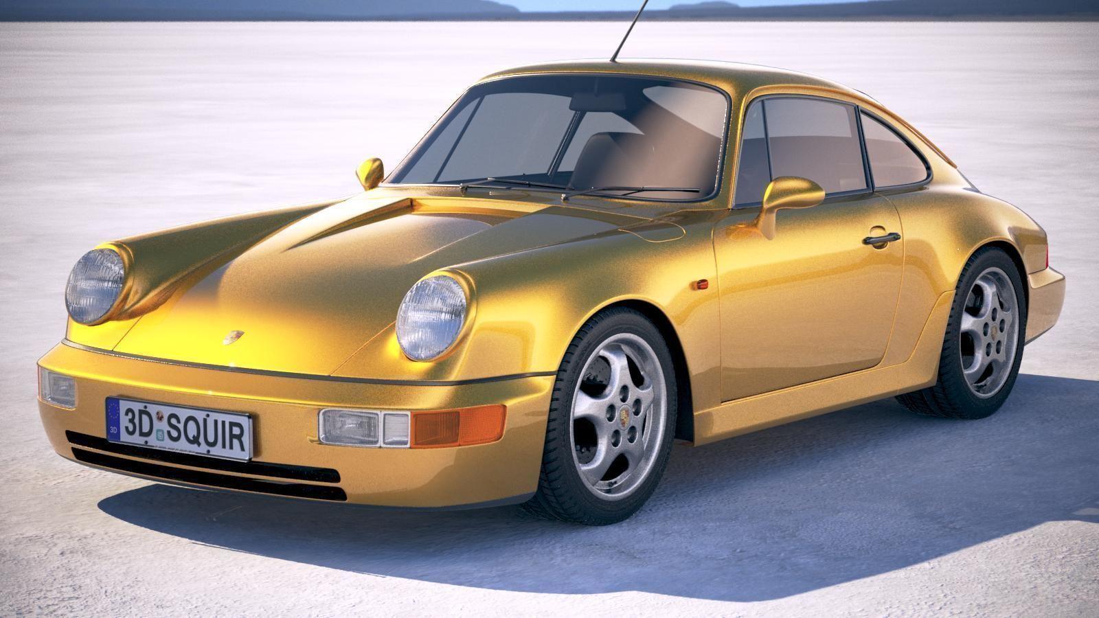 Porsche 911 964 Carrera 1990
