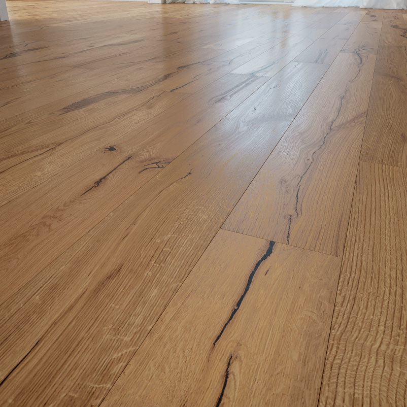 Tasmania wooden oak floor