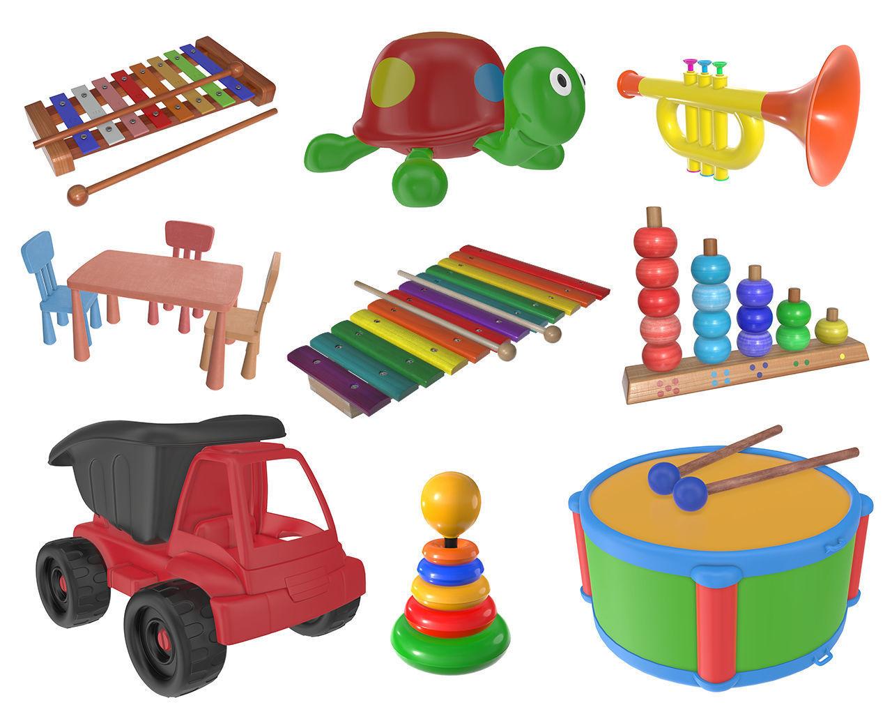 Children toys 04
