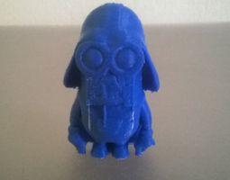 3D print model Darth Minion