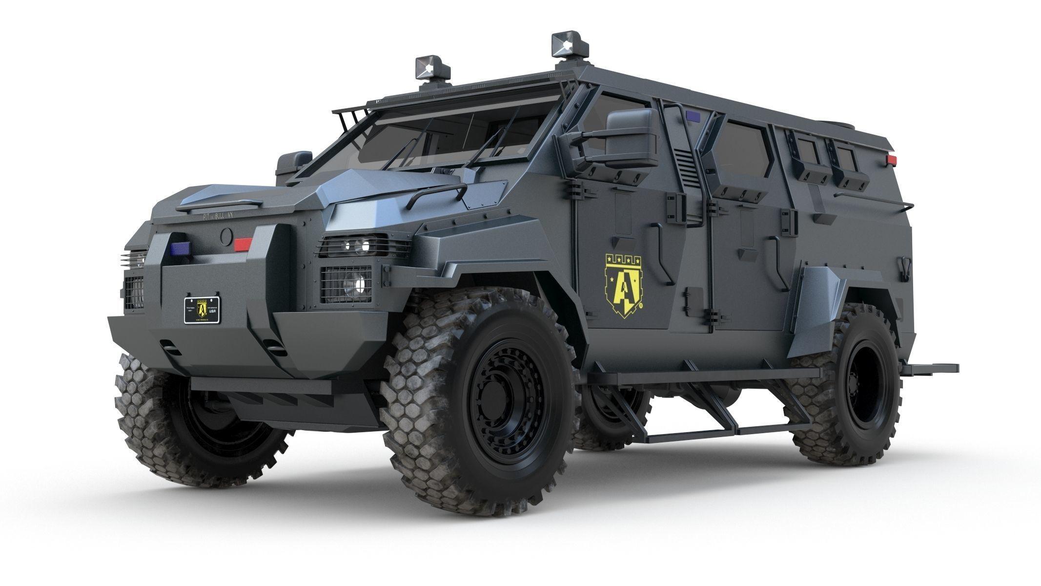 Pit-Bull VX SWAT Truck