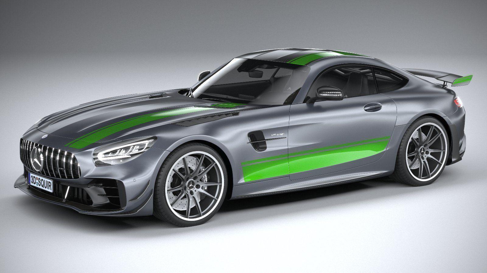 Mercedes AMG GT-R PRO 2020