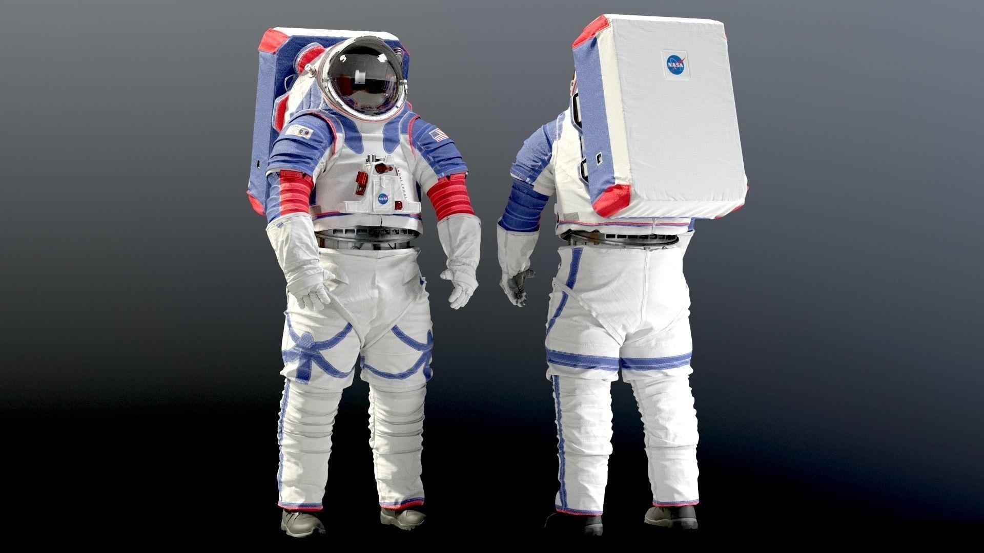SPACESUIT NASA Artemis XEMU