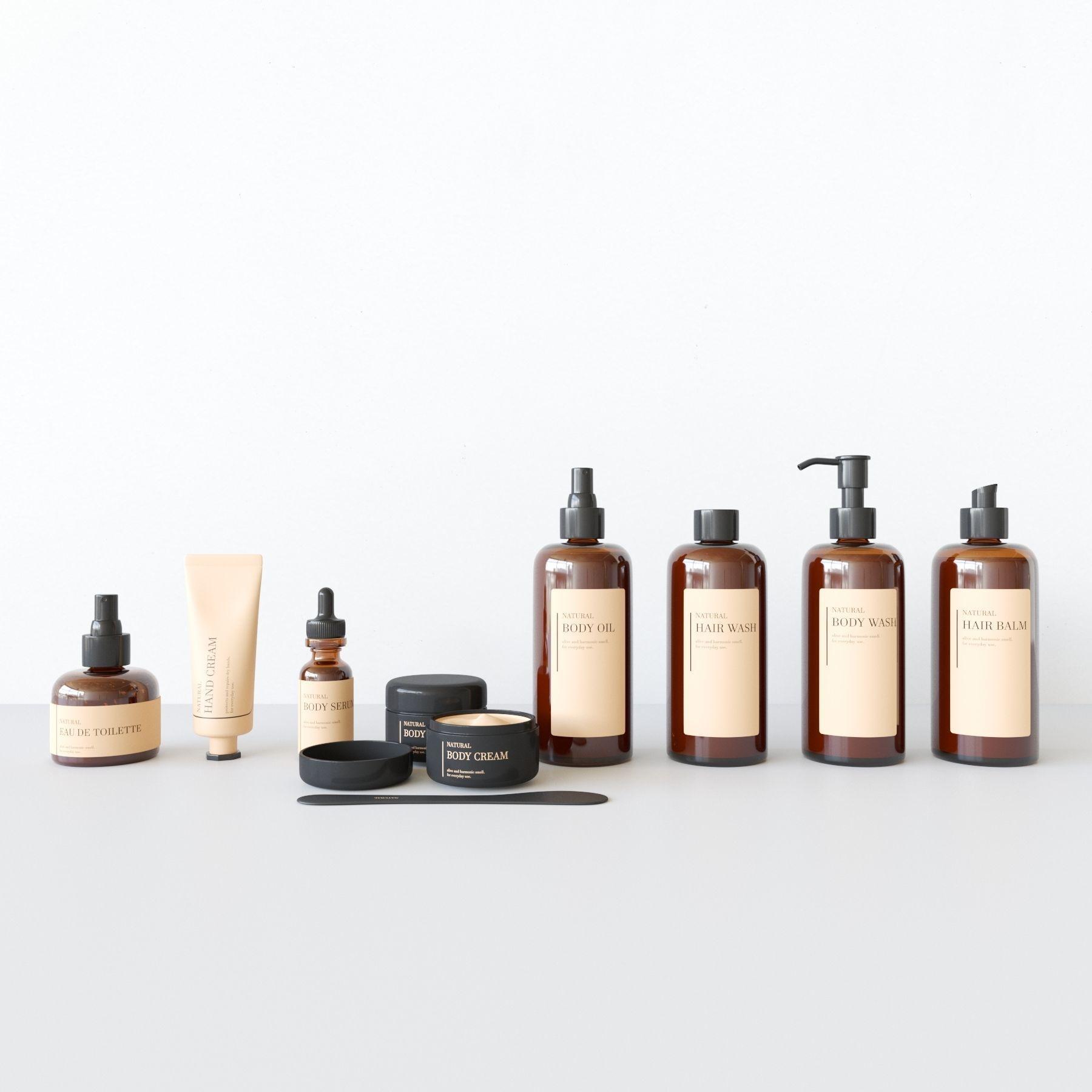 Bodycare Cosmetic Set