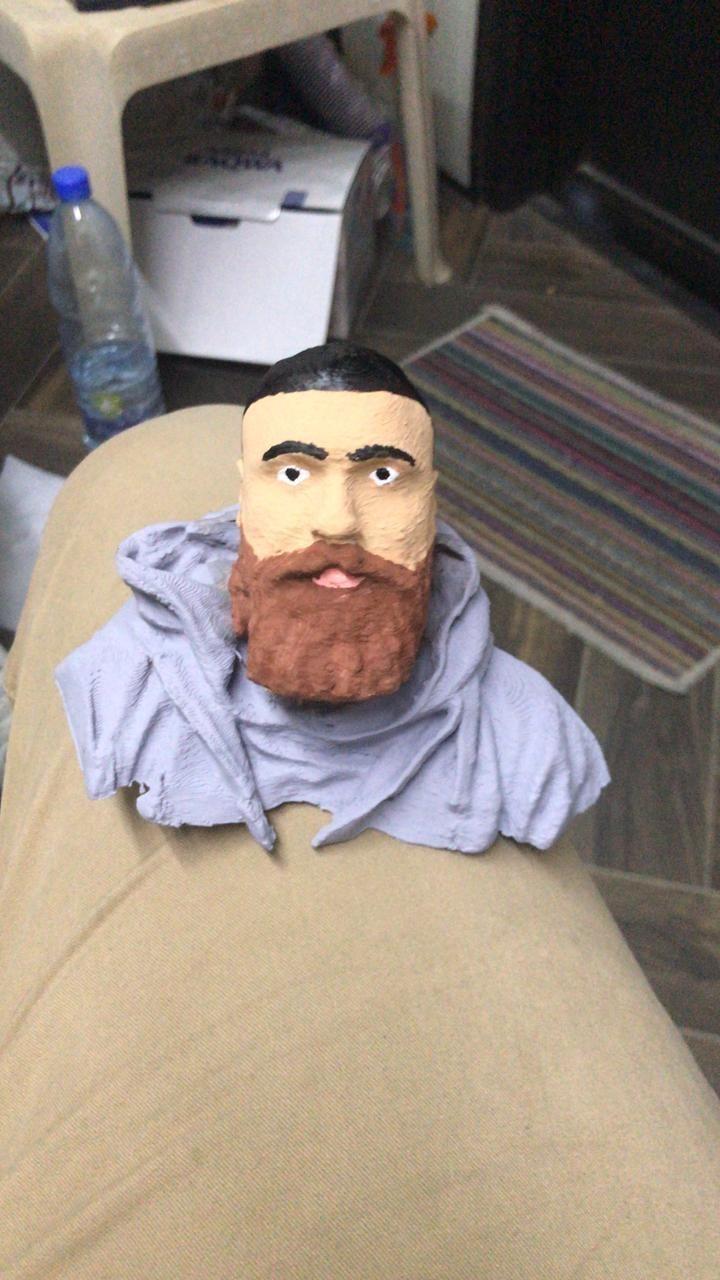 Lebanese Bearded Guy