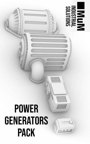Power generators Pack