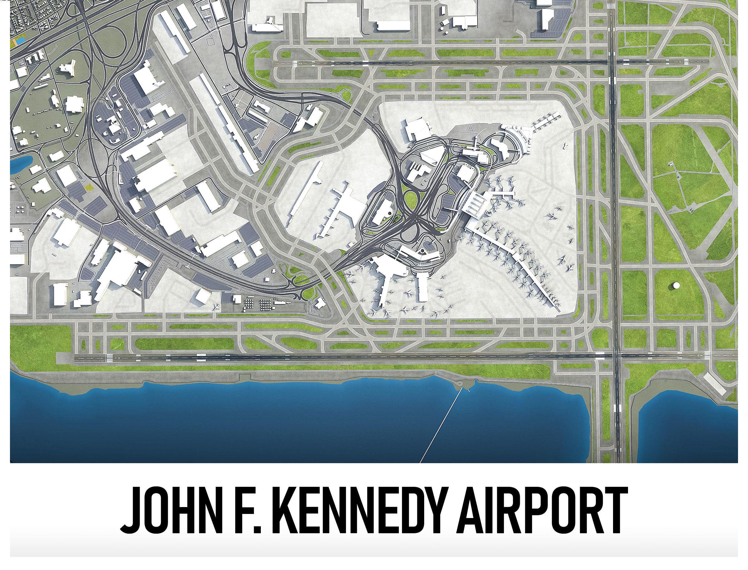 John F Kennedy International Airport - JFK