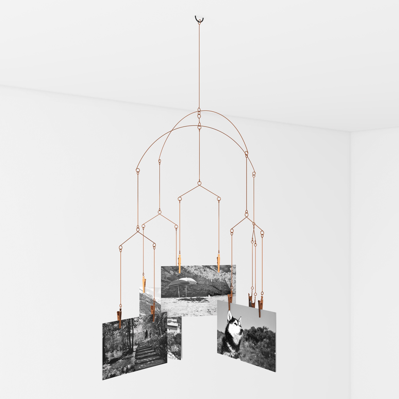 Home Decor Hanging Photos 3D model | CGTrader