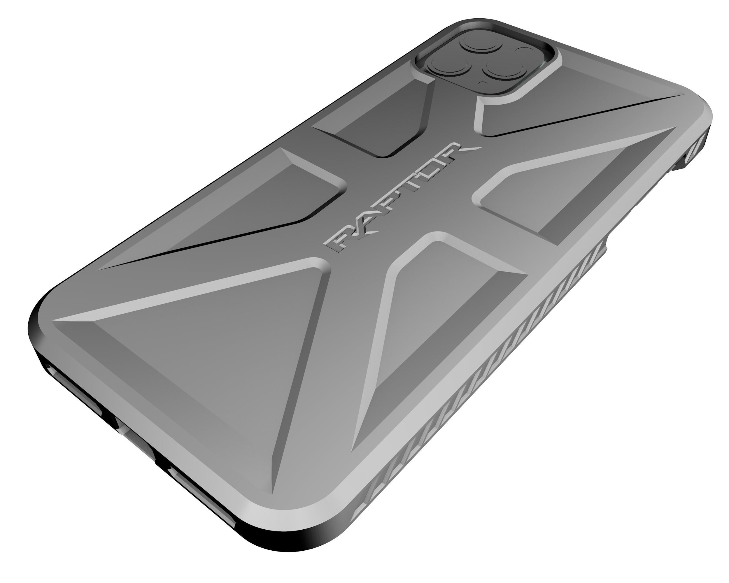iPhone 11 Pro Case Raptor