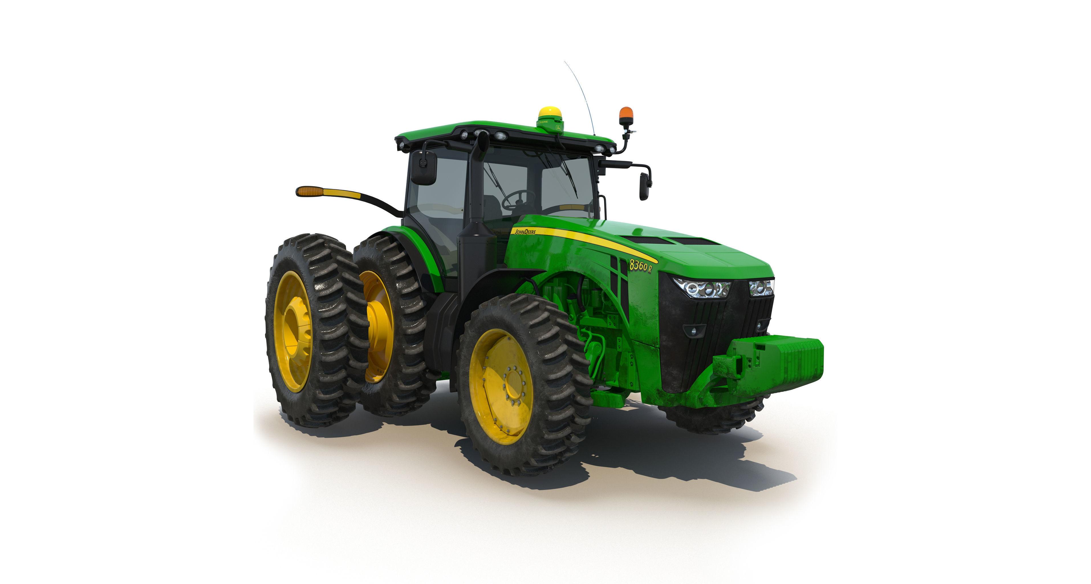 Tractor John Deere 8285R