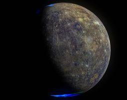 Mercury 8k 3D