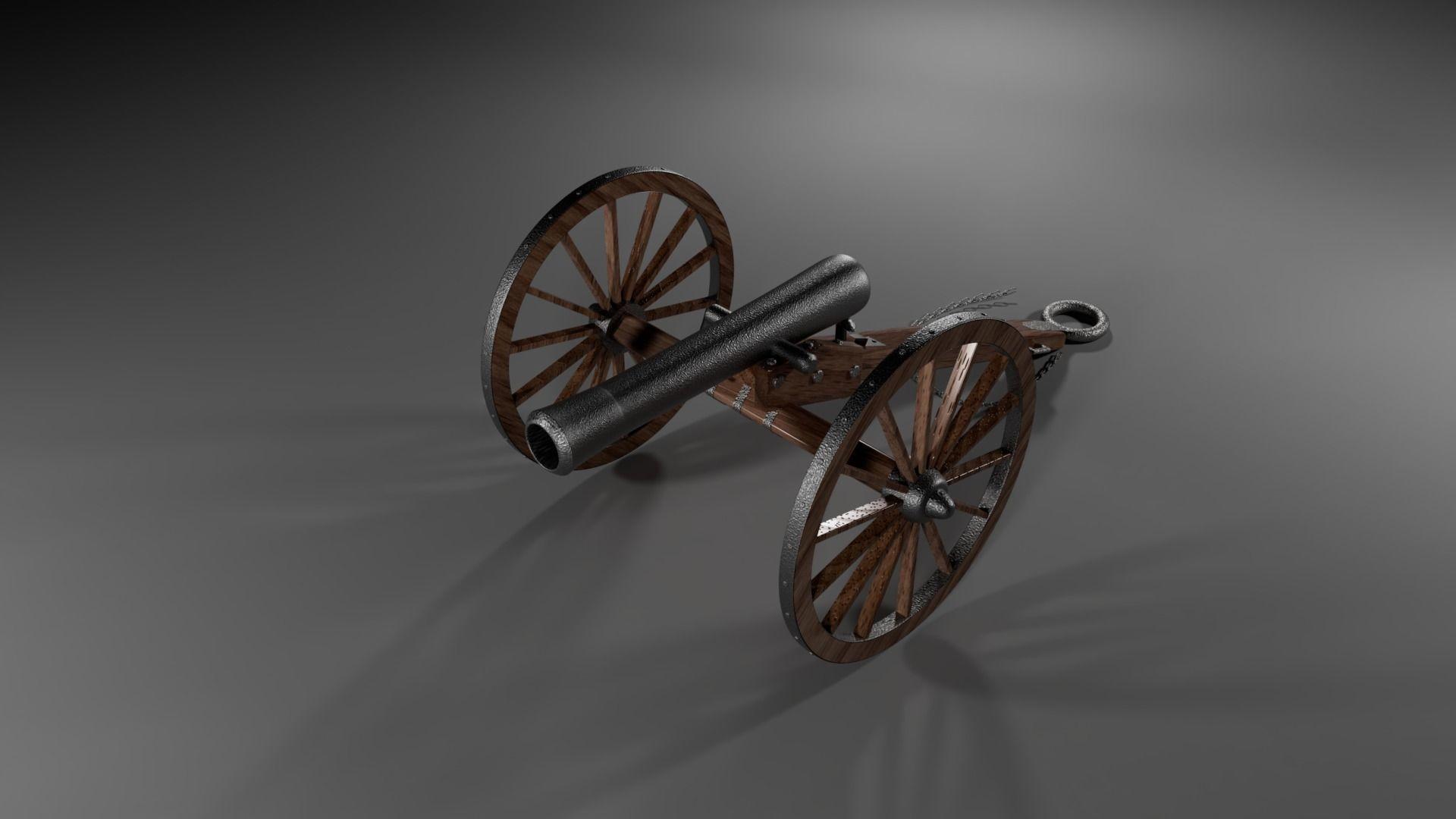 Field Gun - Cannon