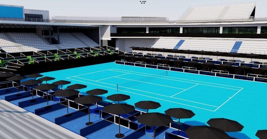 ASB Tennis Centre - Auckland New Zealand