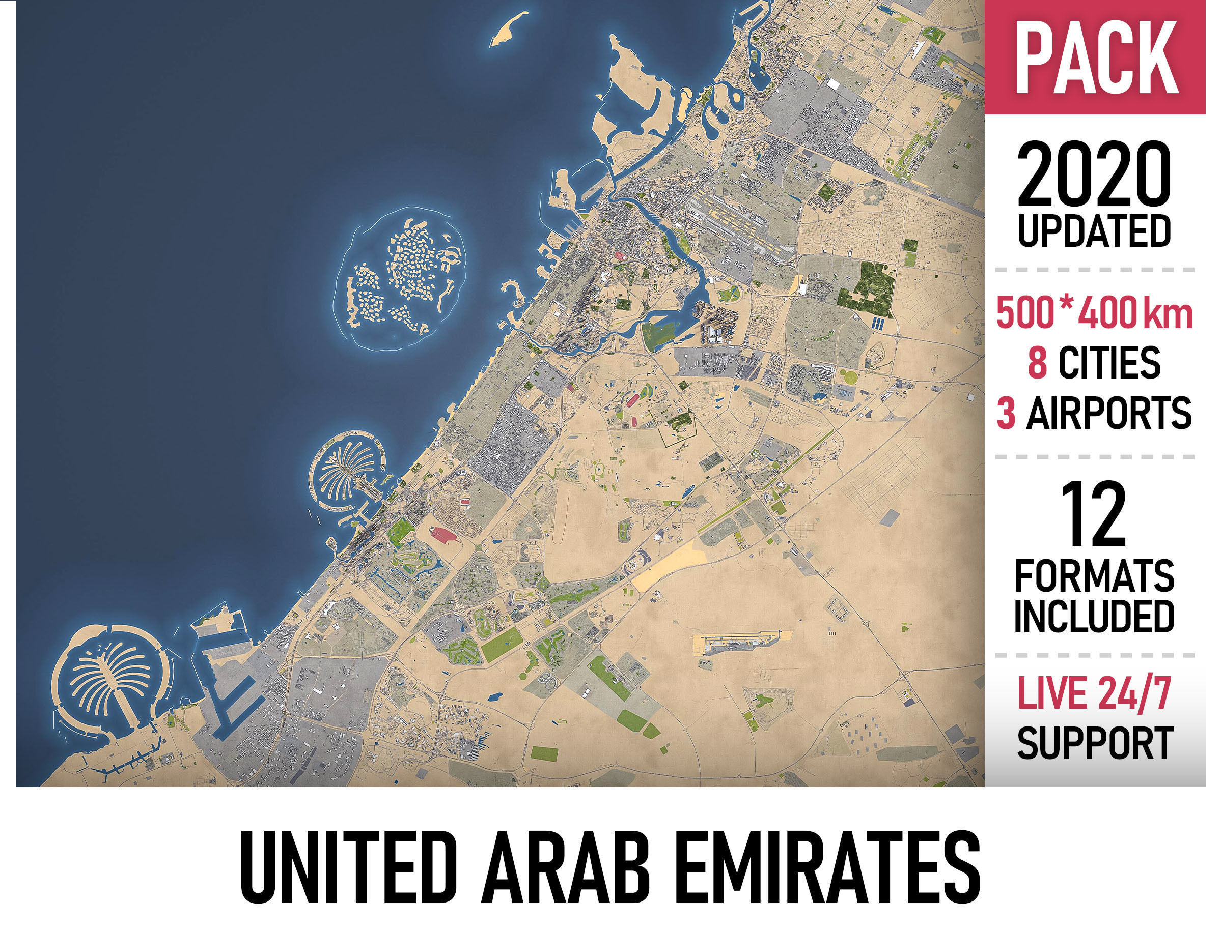 United Arab Emirates - UAE