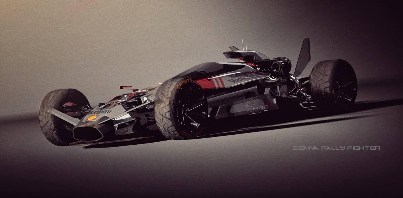 Senna Rally Fighter V12