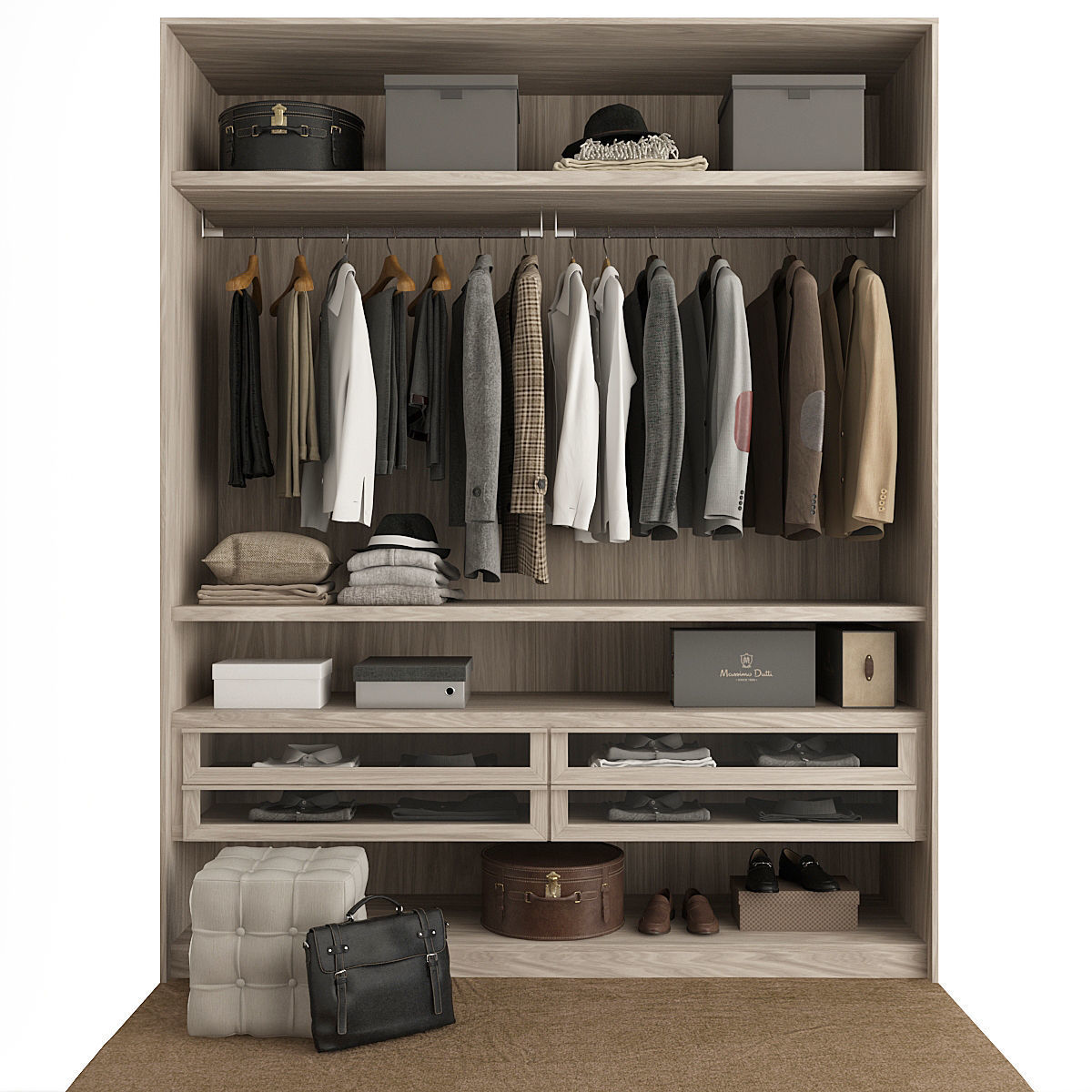 Clothing for Wardrobe