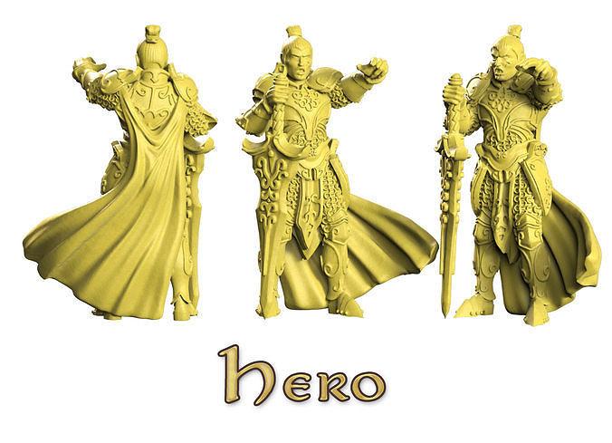 Paladin Hero