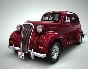 Chevrolet Master Sedan 1937 V01 3D