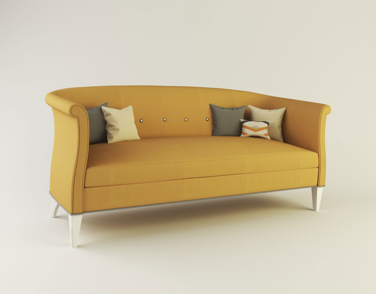 Attrayant Albert Sofa From Albert Sack Collection By Hickory Chair Furn.