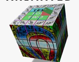 3D Crazy Cube