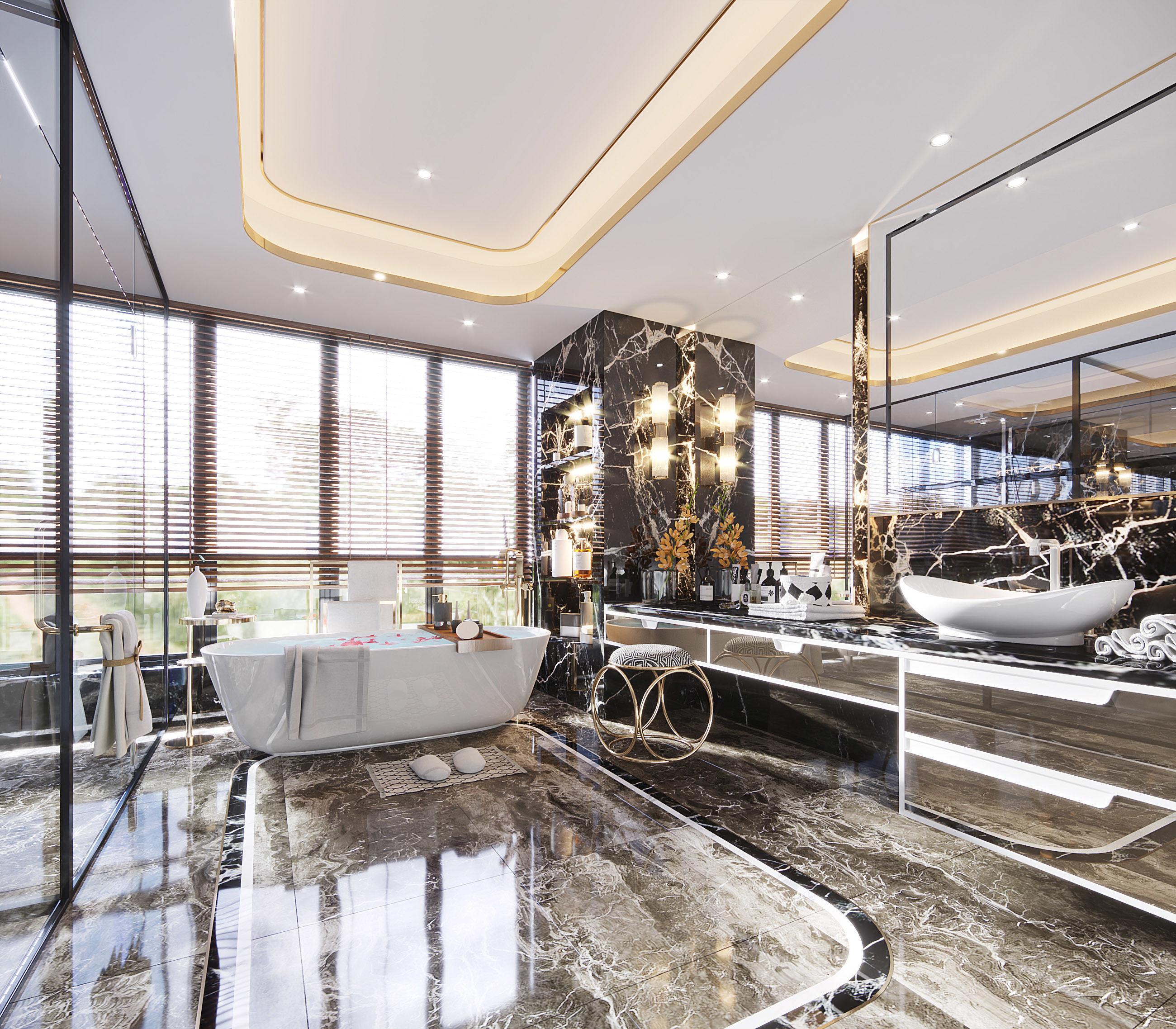 3D toilet interior-design | CGTrader on Model Toilet Design  id=55351