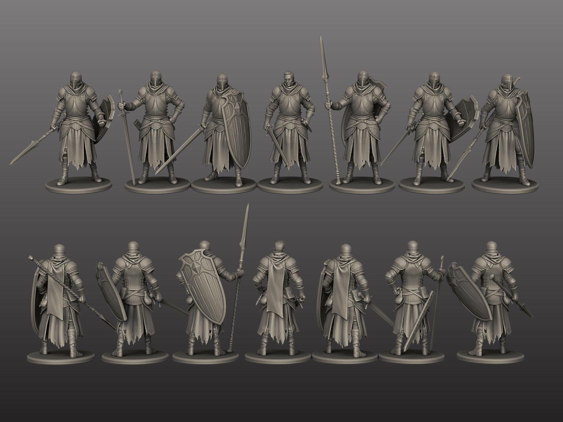 Medival Knights