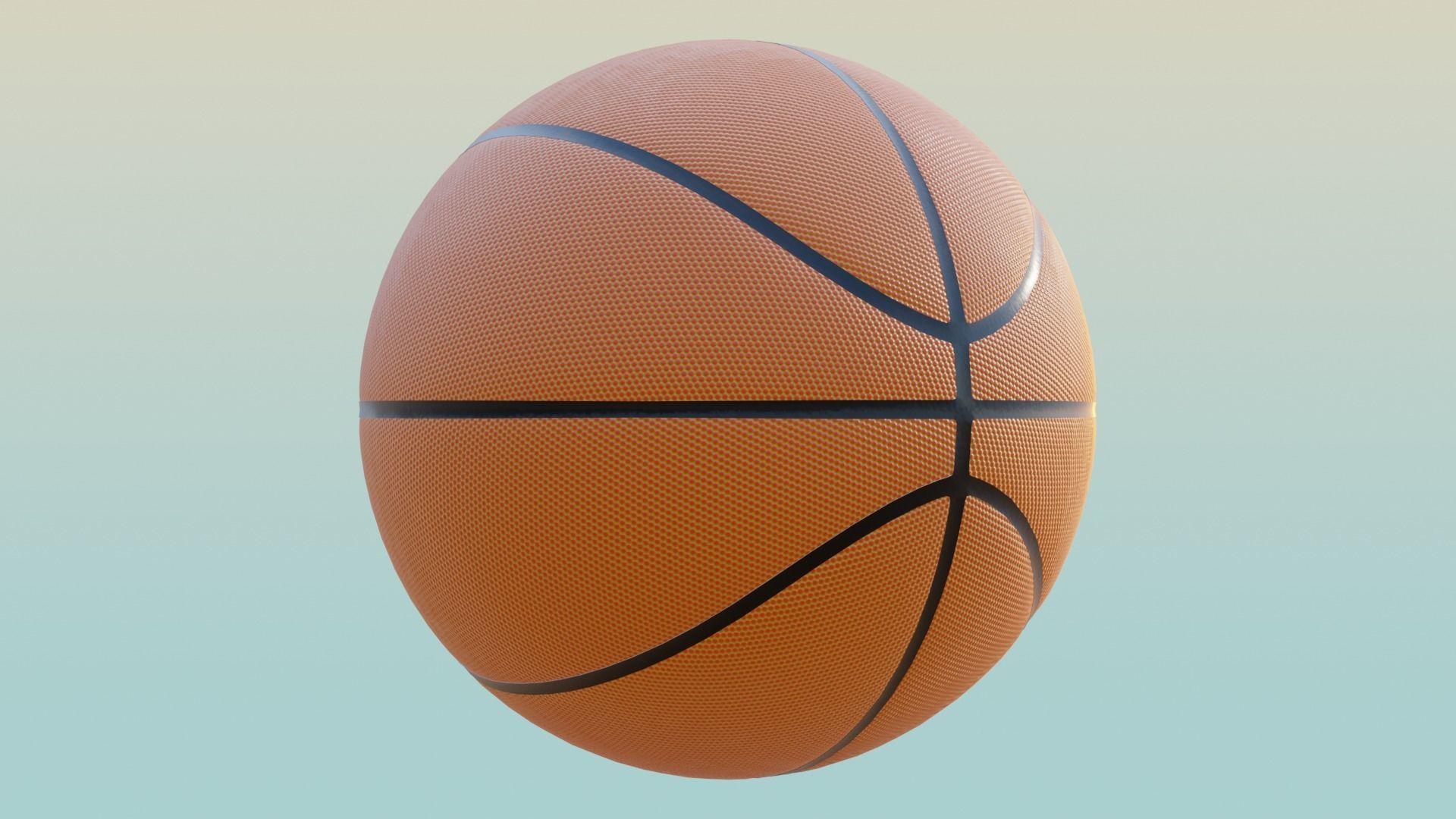 Free Basketball ball