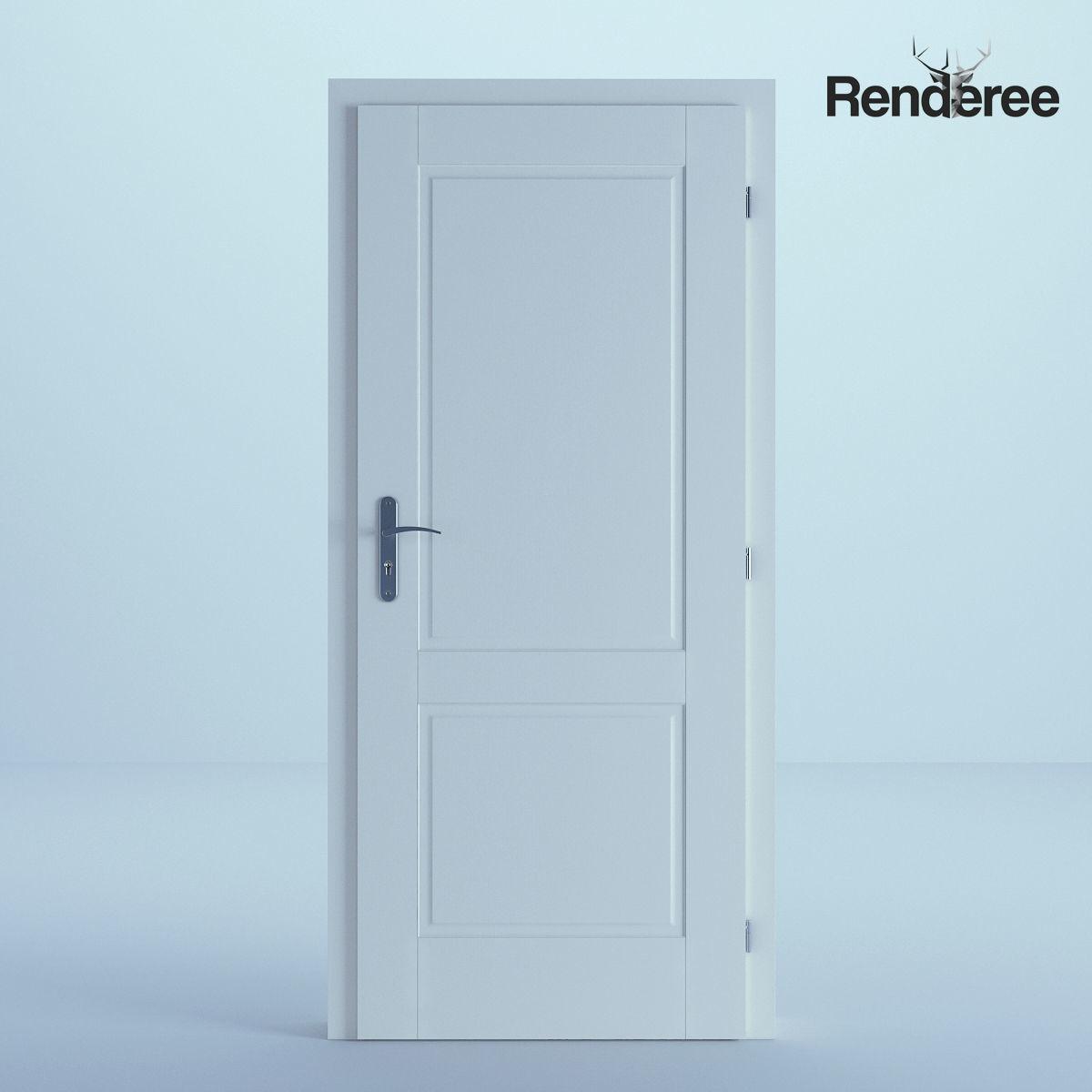 White Door 24