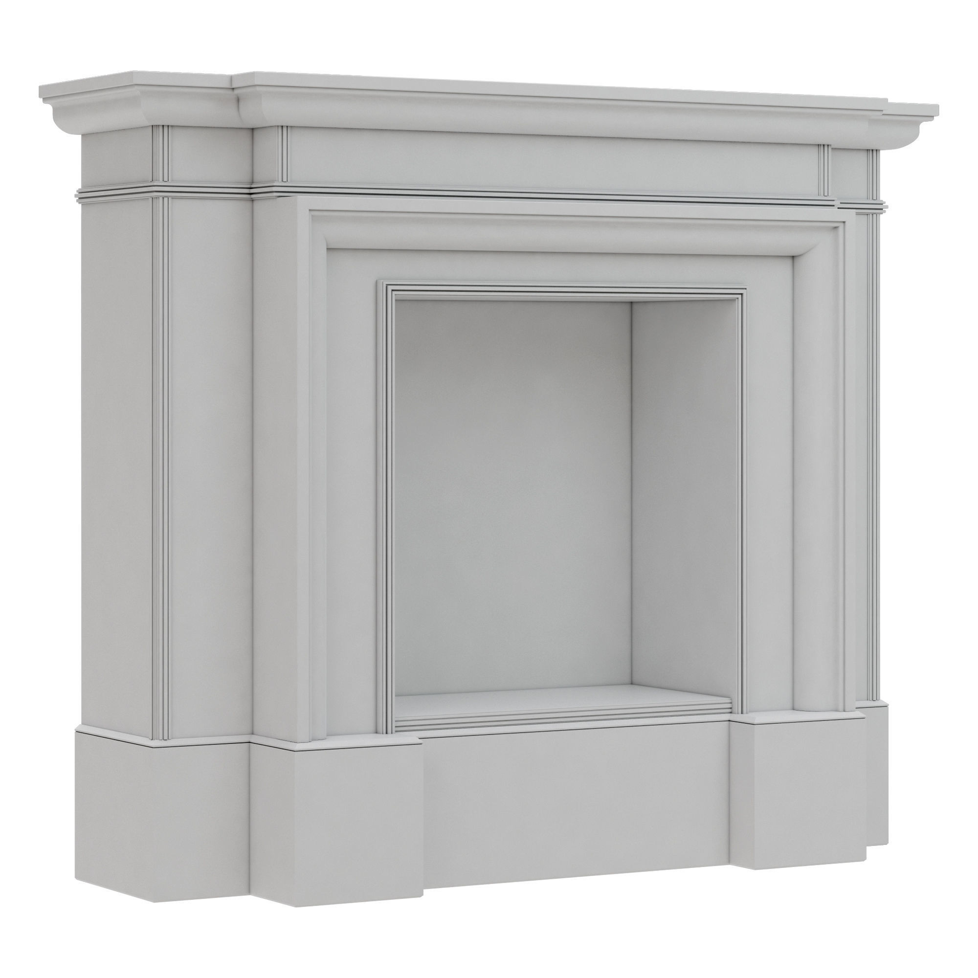 Dantone Home fireplace