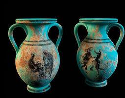 Antique vases 95 3D model