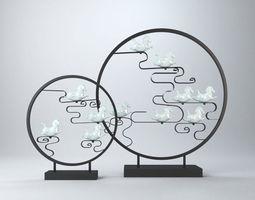 3D Modern decoration