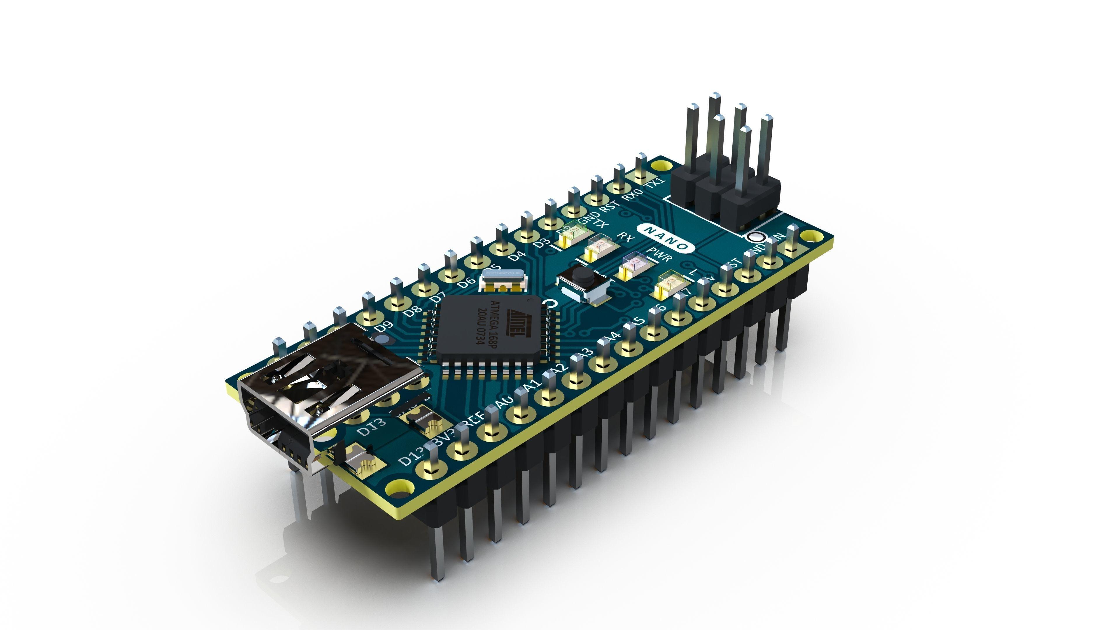 Arduino Nano - Reverse engineering