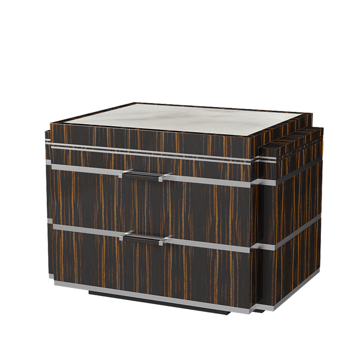 Pollaro Bedside Table YF108